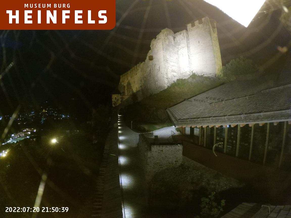 Webcam Burg Heinfels